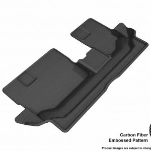 3D MAXpider L1VW08731509 Compatible for VOLKSWAGEN TIGUAN 2018-2019 KAGU BLACK R3