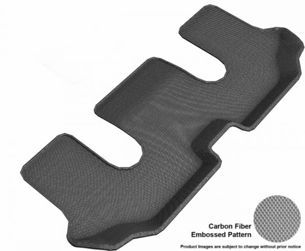 3D MAXpider L1VW08831501 Compatible for VOLKSWAGEN ATLAS WITH BUCKET 2ND ROW 2018-2019 KAGU GRAY R3