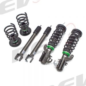 Rev9 Compatible With Nissan Altima Coupe (D32) 2008-13 Hyper-Street Basic Coilover Kit w/ 32-Way Damping Force Adjustment