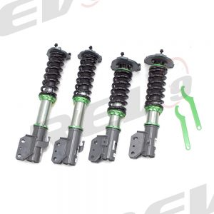 Rev9 Compatible With Subaru Legacy AWD 1992-94 Hyper-Street 3 Coilover Kit w/ Inverted Shocks