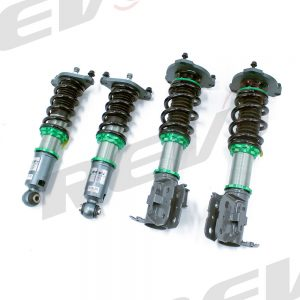 Rev9 Compatible With Scion FR-S 2013-16 Hyper-Street 3 Coilover Kit w/ Inverted Shocks