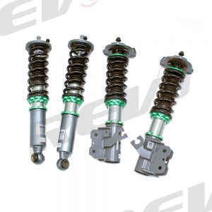 Rev9 Compatible With Nissan 240SX(S13) 1989-94 Hyper-Street 3 Coilover Kit w/ Inverted Shocks