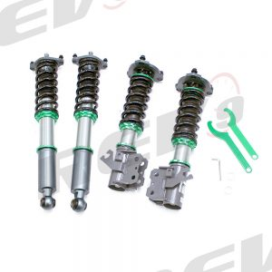 Rev9 Compatible With Nissan 240SX(S14) 1995-98 Hyper-Street 3 Coilover Kit w/ Inverted Shocks