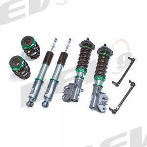 Rev9 Compatible With Honda Civic Si 2014-15 Hyper-Street 3 Coilover Kit w/ Inverted Shocks