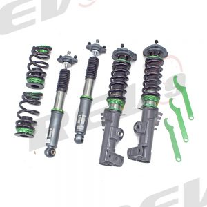 Rev9 Compatible With BMW 3-Series(E36) RWD 1992-99 Hyper-Street 3 Coilover Kit w/ Inverted Shocks