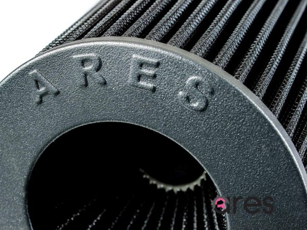 """Ares black 3.5"""" Universal Dry Air Filter Cone Dry Filter Replacement"""